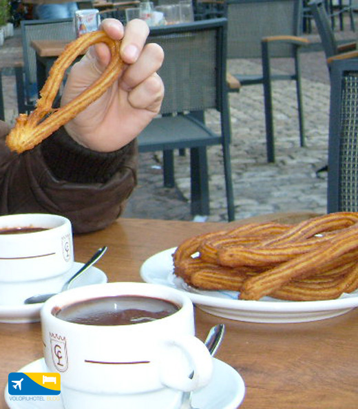 Churros a Madrid: 5 cioccolaterie da provare