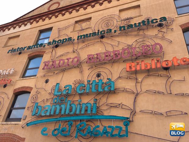 Città dei Bambini e dei Ragazzi a Genova orari e prezzi
