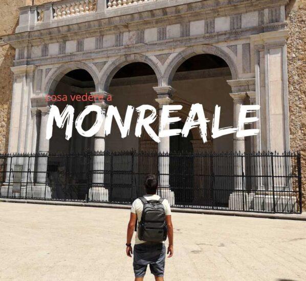 Cosa vedere a Monreale in un giorno