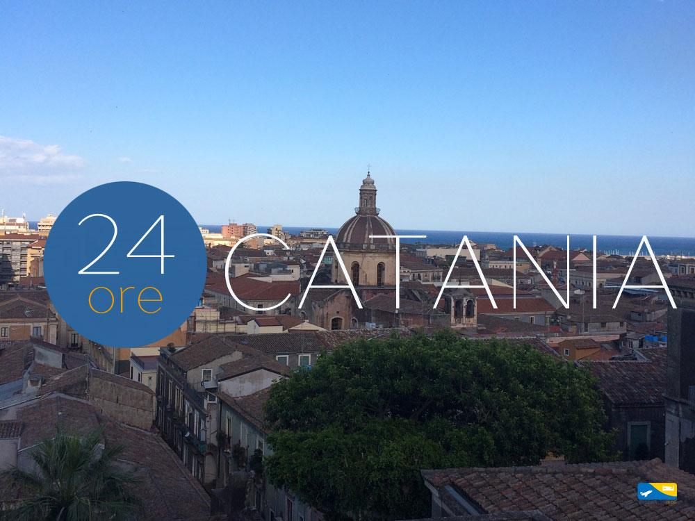 Un giorno a Catania: itinerario a piedi per visitare la città