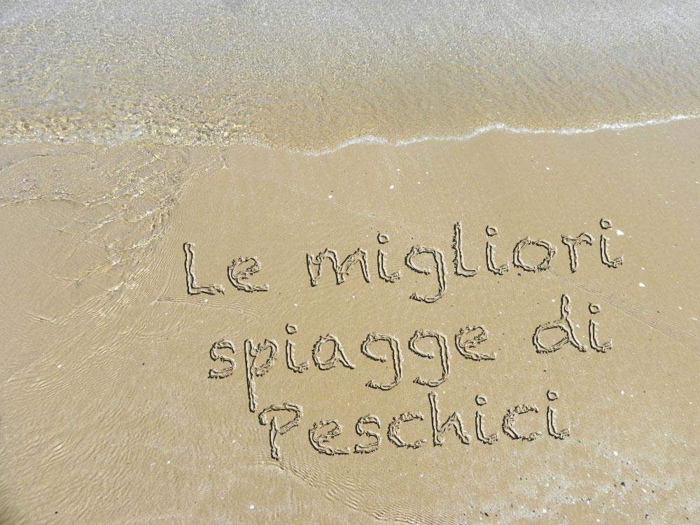 Le migliori spiagge di Peschici