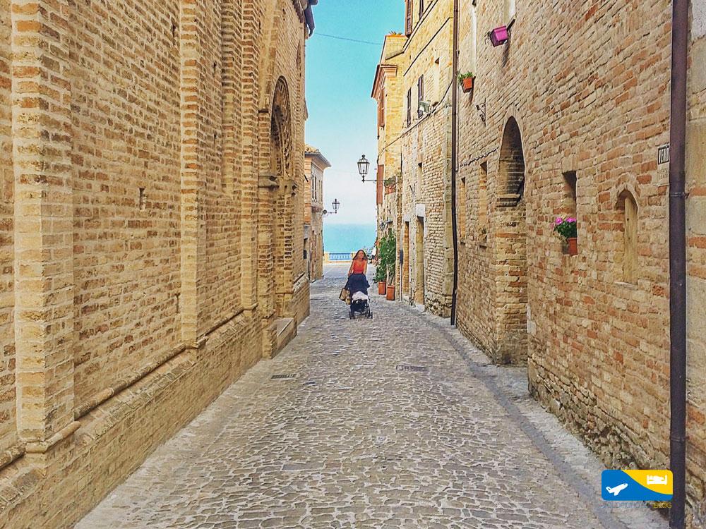 Cosa vedere a Torre di Palme borgo tra i più belli d'Italia
