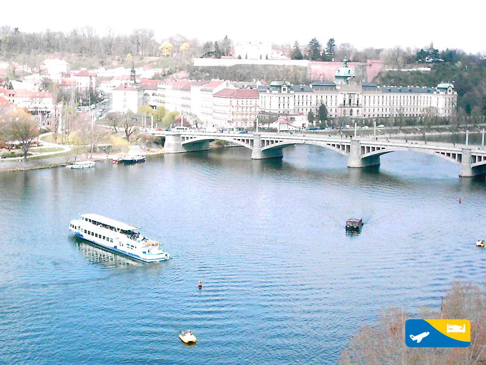 Escursione sulla Moldava a Praga