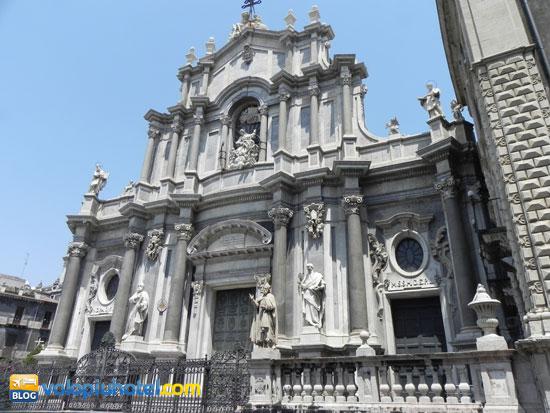 Visitare il duomo di Catania