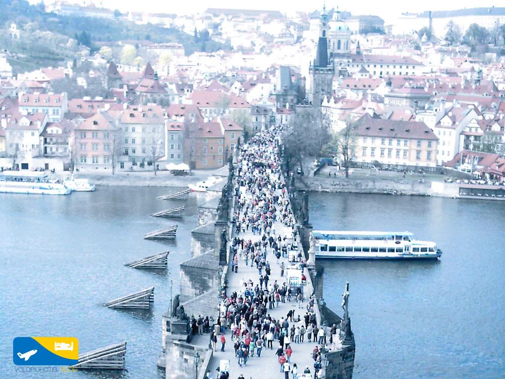 escursioni sulla Moldava a Praga