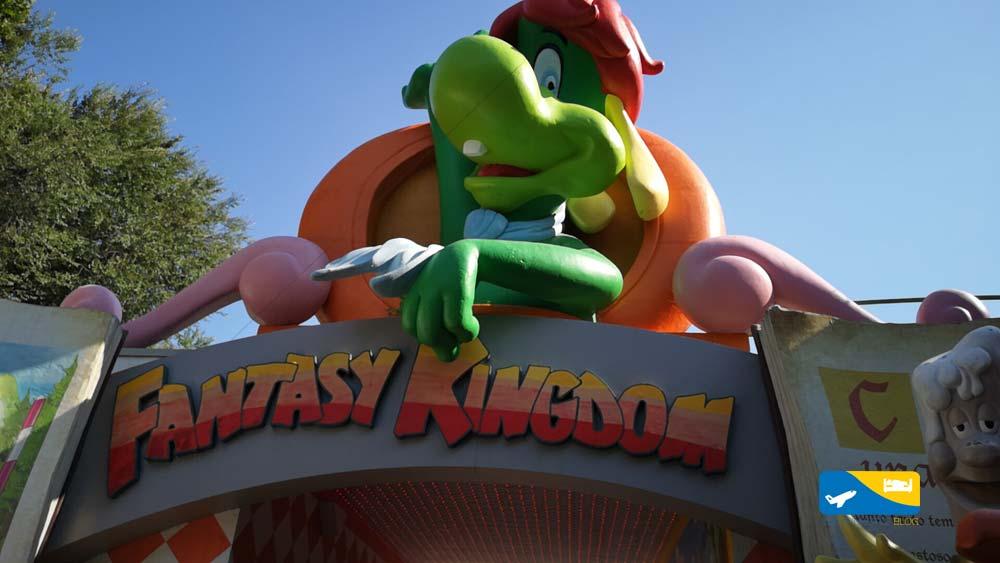 Fantasy Kingdom a Gardaland