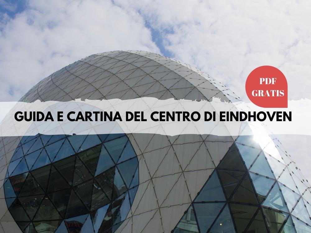 Guida e cartina del centro di Eindhoven