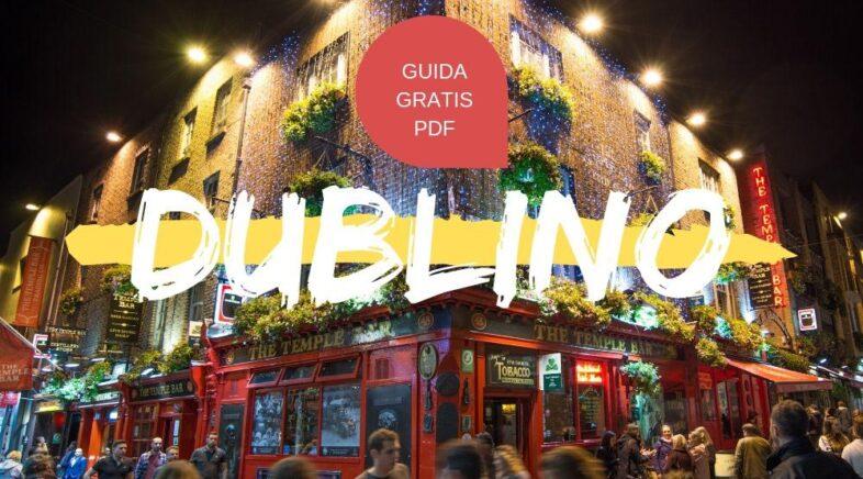 Guida e cartina del centro di Dublino