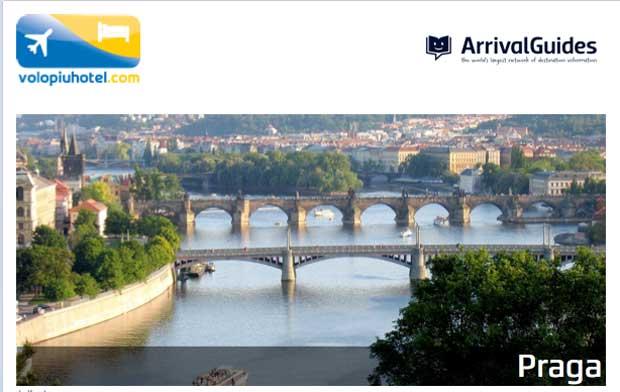 Cartina di Praga da stampare e guida