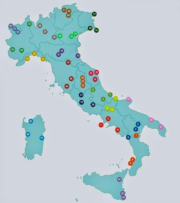 Dove si va il 1 Maggio? In Italia, ecco i consigli dei travel bloggers
