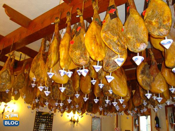 Il Jamon a La Coruna, ecco dove mangiarlo