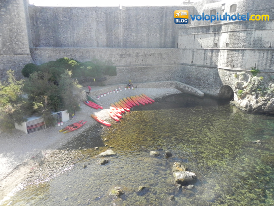 Una gita in Kayak a Dubrovnik