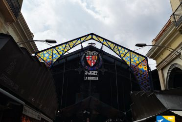 La Boqueria a Barcellona