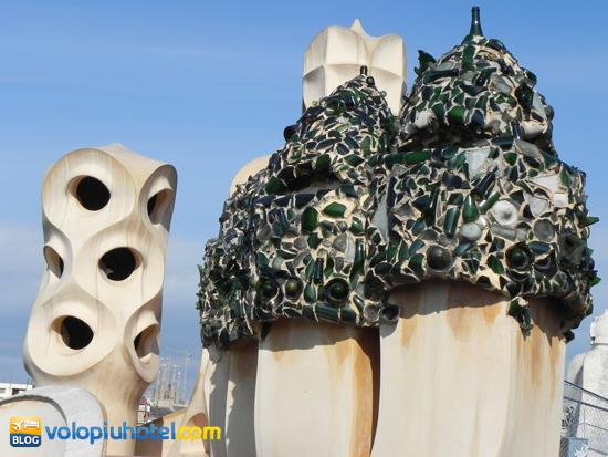 Visitare la Pedrera a Barcellona orari e prezzi