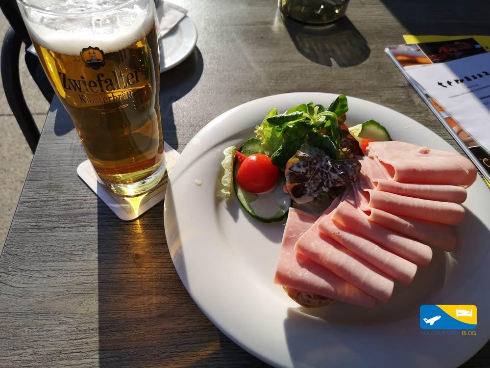 Panino e Birra a Stoccarda