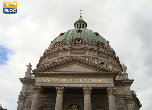 Visitare la Marmorkirken di Copenaghen