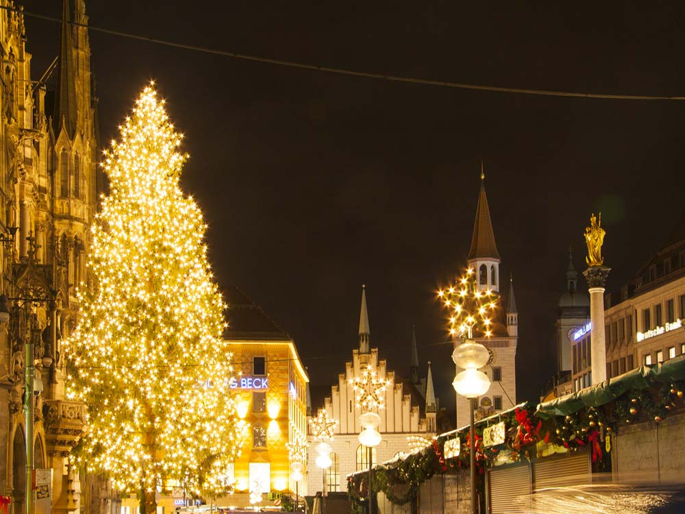 Mercatini di Natale a Monaco di Baviera 2019