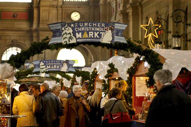 Mercatini di Natale in Svizzera città e date