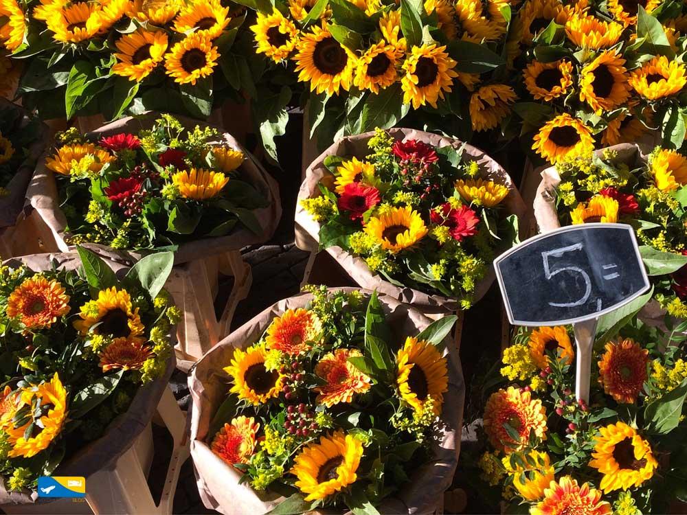 I mercati di Utrecht: un'esplosione di profumi e colori