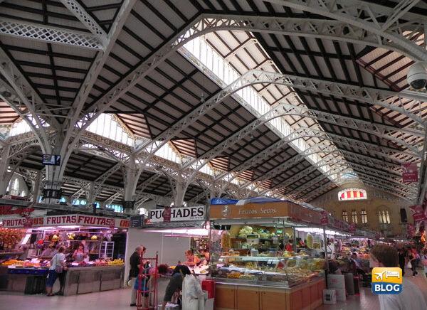 Mercato centrale di Valencia orari e come arrivare