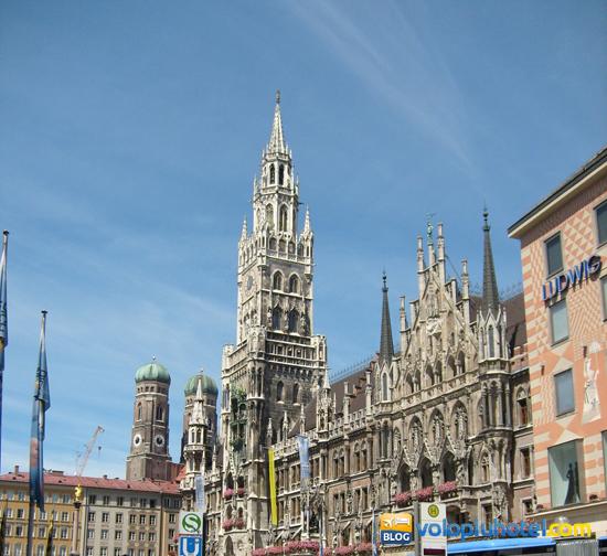 Tre giorni a Monaco di Baviera ecco cosa visitare