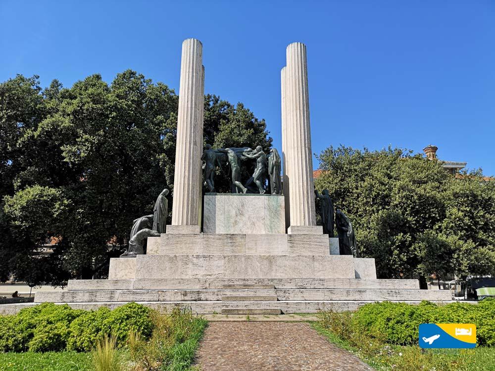 Monumento ai caduti a Treviso