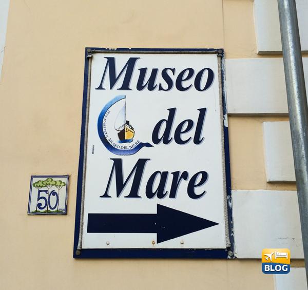 Museo del Mare Ischia, orari prezzi e info