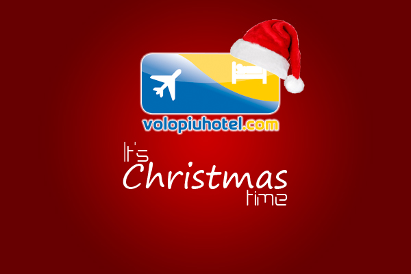 Auguri di Buon Natale da Volopiuhotel.com