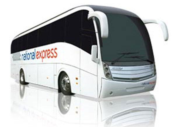 Da Londra a Dover con il bus