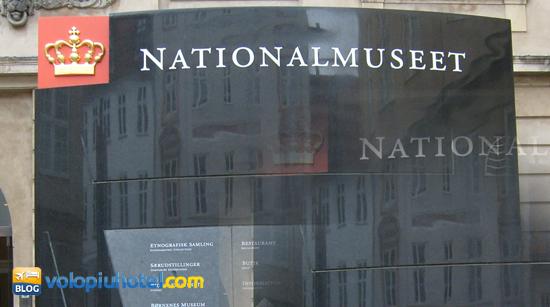 Nationalmuseet di Copenaghen orari e prezzi