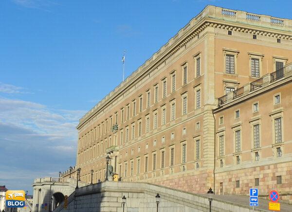 Il Palazzo Reale di Stoccolma orari prezzi e come arrivare