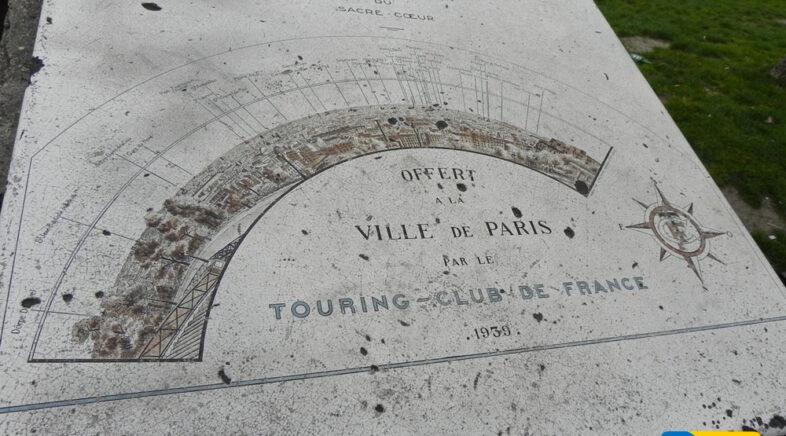 5 luoghi più panoramici di Parigi per foto dall'alto