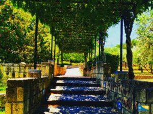 Il Parco del Poggio a Napoli