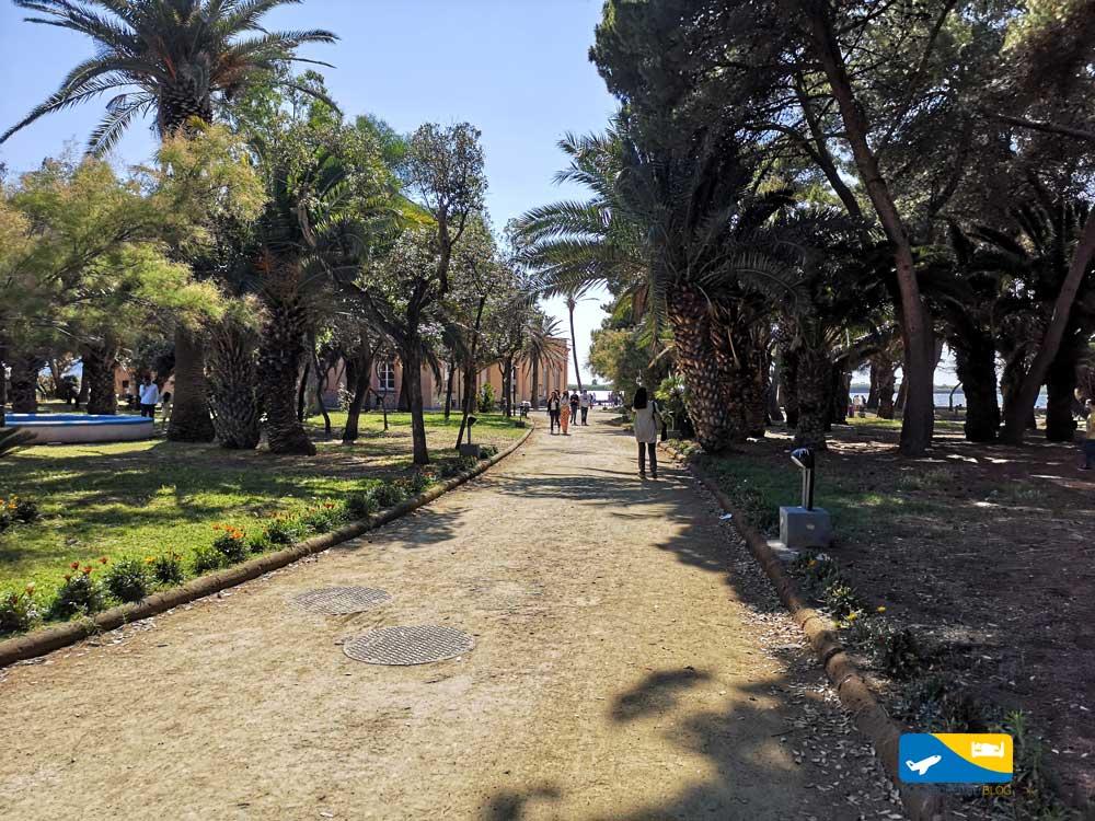 Parco Vanvitelliano
