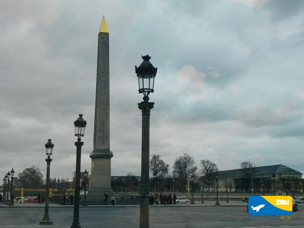 Place de la Concorde a Parigi