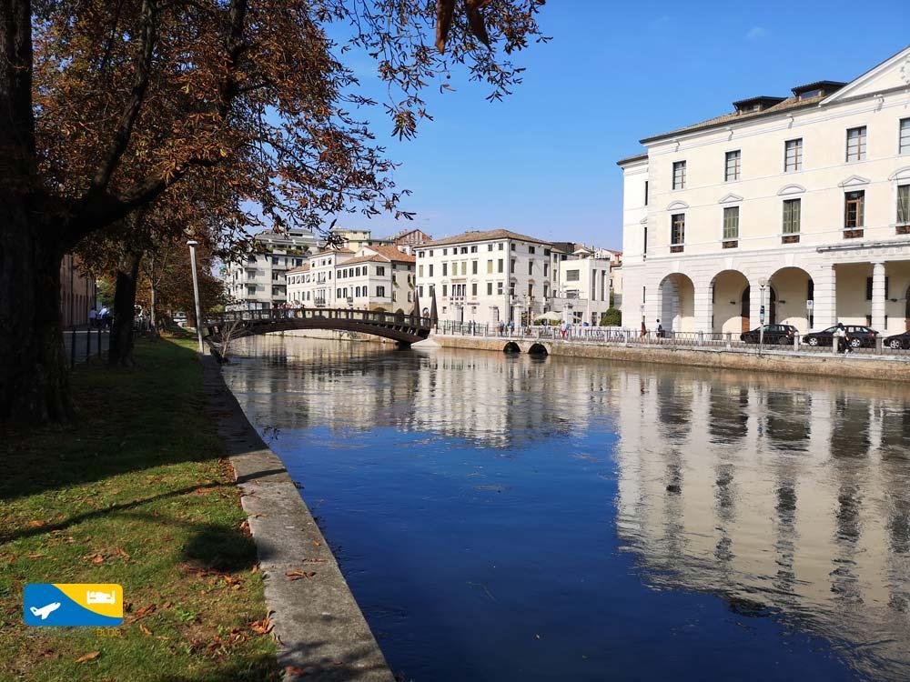 Ponte delle Università a Treviso