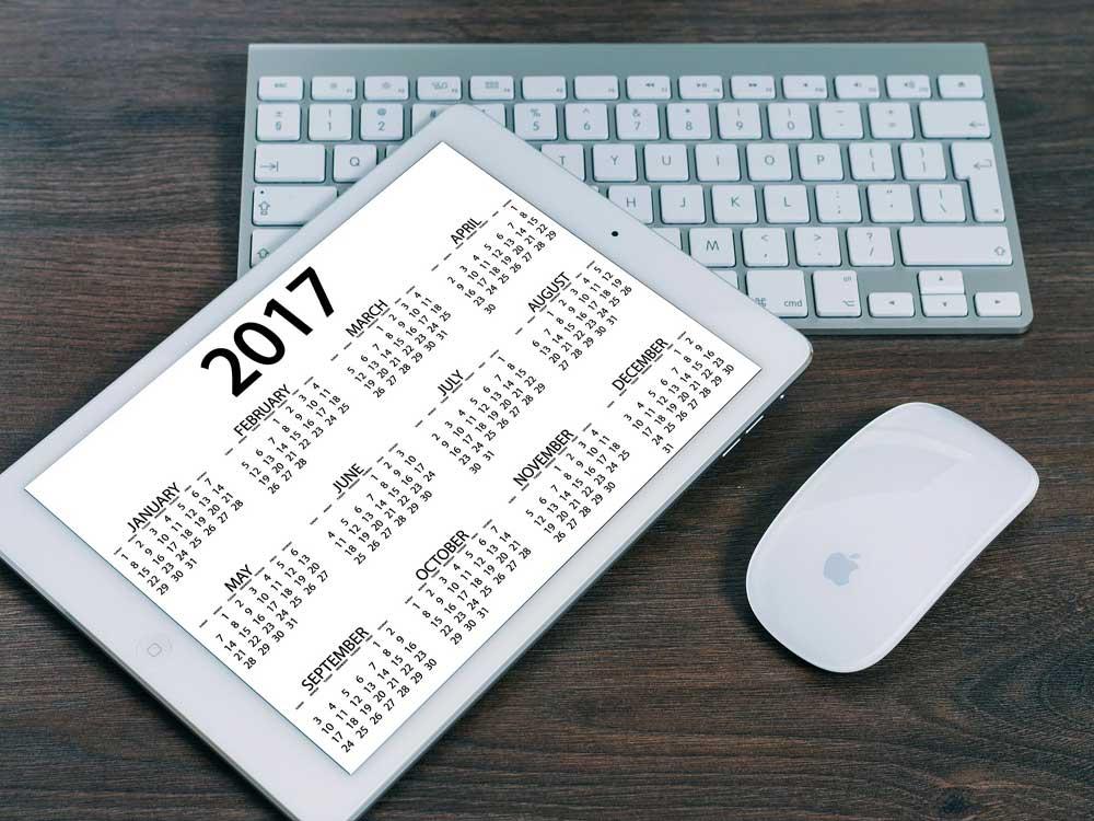 Ponti e vacanze nel 2017: Ecco quando partire