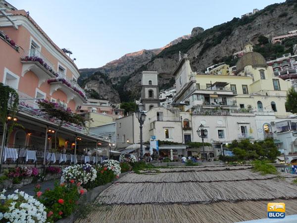 Da Positano a Capri in Aliscafo