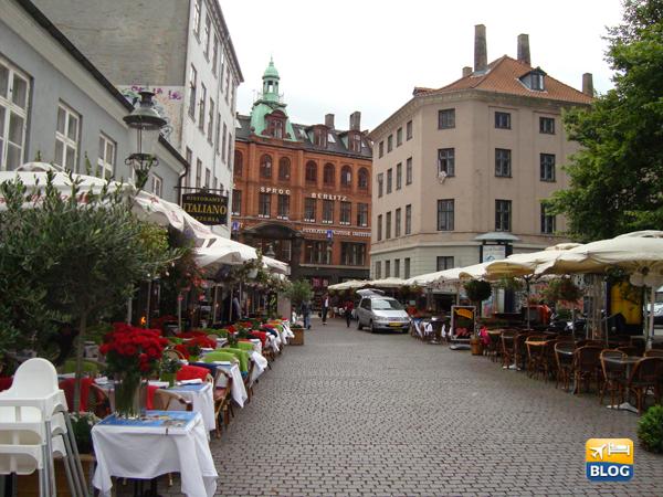 Visitare il quartiere latino di Copenaghen