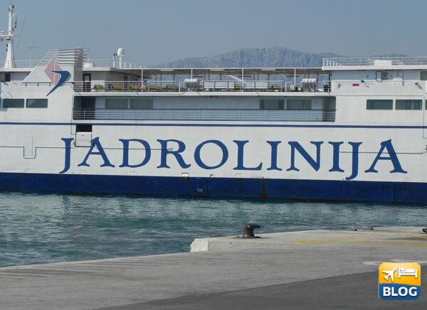 Come arrivare sull'isola di Brac in Croazia