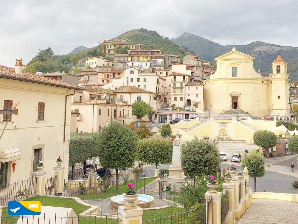 Il borgo di Roccagorga