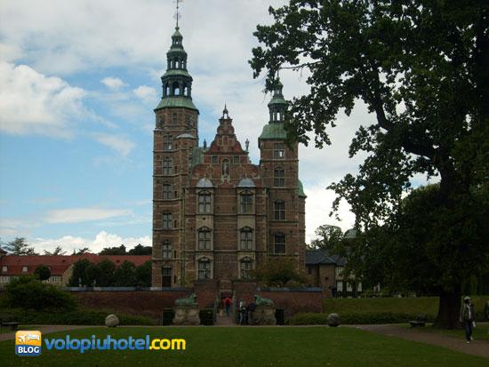 Visitare il Castello di Rosenborg a Copenaghen
