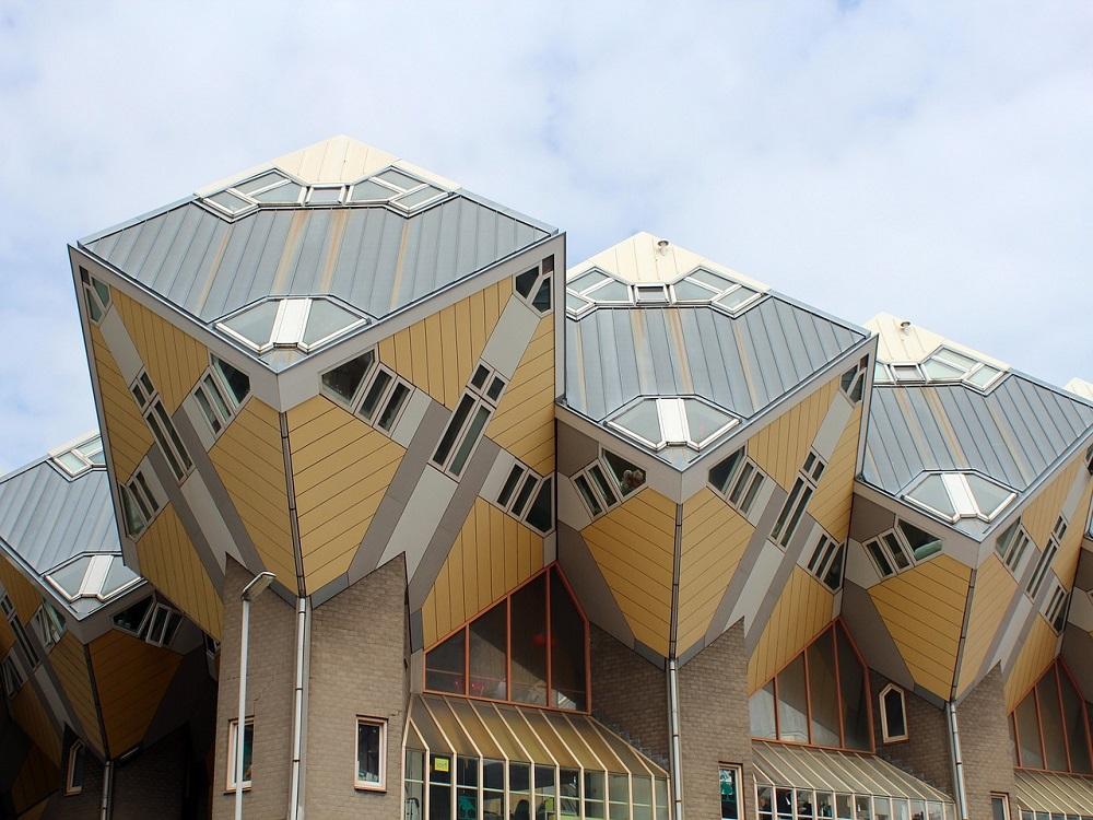 Guida e cartina del centro di Rotterdam