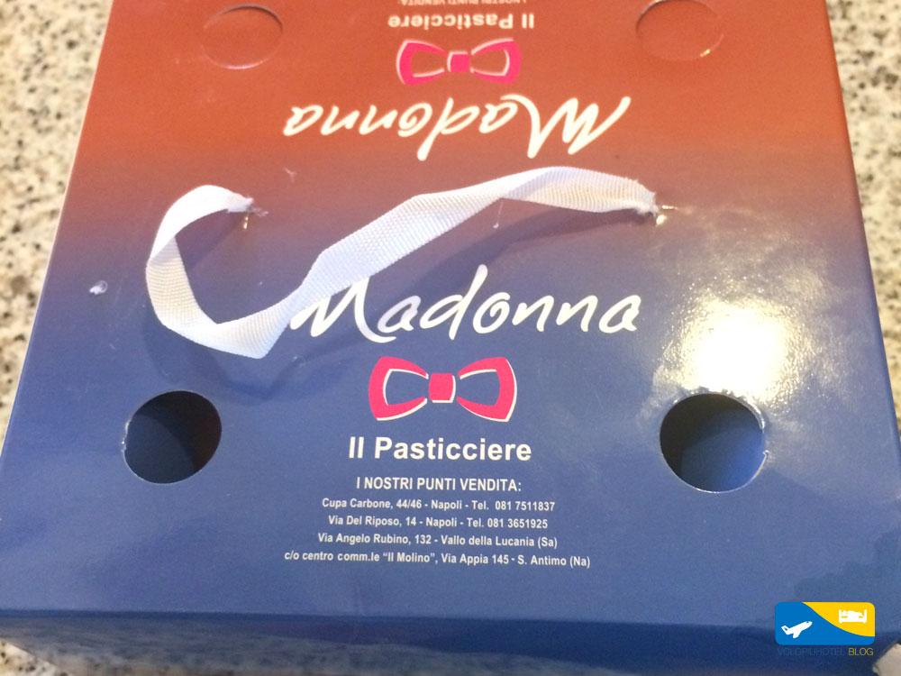 Madonna Pasticceria Napoli