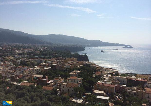 Da Napoli a Sorrento in auto o escursione