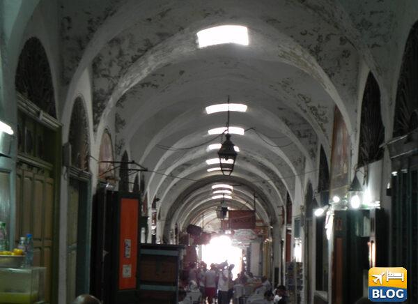 Il Souk di Tunisi e lo shopping