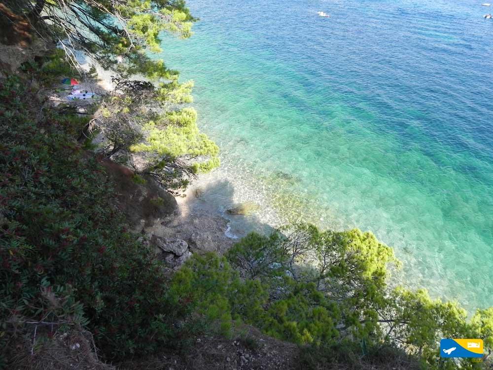 Le più belle spiagge di Brac in Croazia