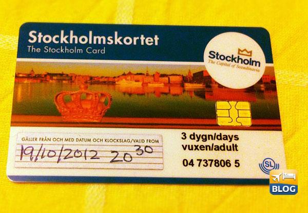 La Stockholm Card conviene? Ecco il test