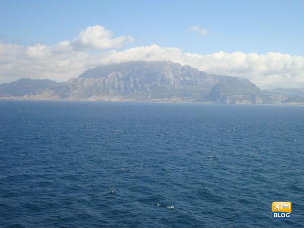 Stretto di Gibilterra con la nave, forti emozioni
