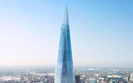 The Shard l'edificio più alto di Londra orari e prezzi
